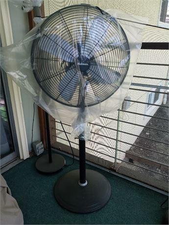 Tall Floor Fan