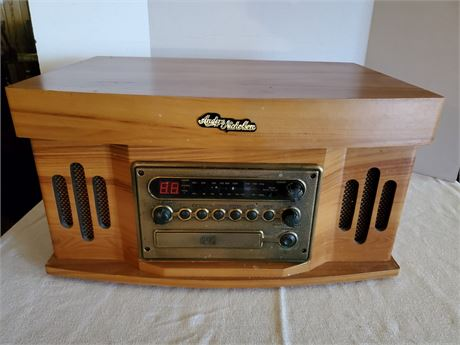 Anders Nicholson MTGA05 Phono Radio CD Cassette