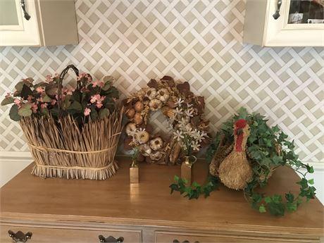 Decorative Kitchen Lot