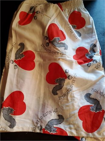 Pair of Vintage Novelty Boxer Shorts