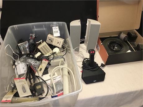 Computer Speakers, Kraft Thunderstick, and More