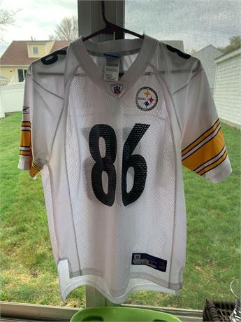 Pittsburgh Steelers Ward Jersey