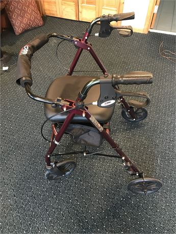 CAREX Brand Adult Walker/Seat