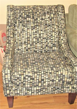 Contemporary Accent Arm Chair by American Couture