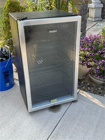 Haier Wine Refrigerator Mini Fridge