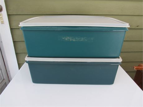 Large Tupperware Containers