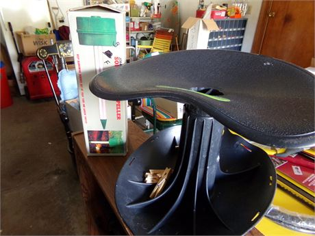 Gardening Seat, Molerepeller, ArmorAll, Thermo-Aid, Engine Oil