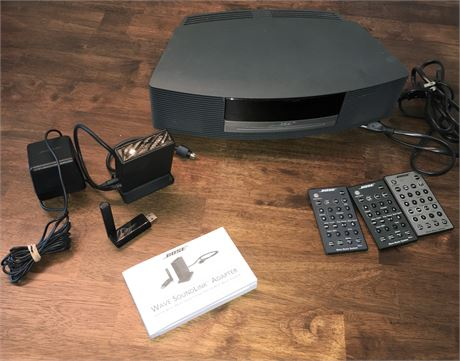 Bose Music Wave System