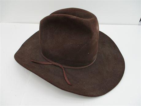 Premium  Resistol XXX Beaver Schneide Saddlery Cowboy Hat 7