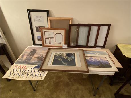 Frames and Art Prints