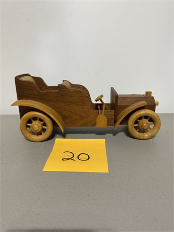 Vintage Handmade Historic Car #1