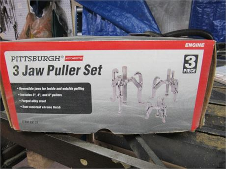 Jaw Puller Set in Box