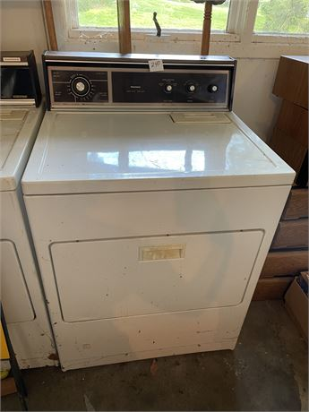 Kenmore Heavy Duty w/Soft Heat Gas Dryer