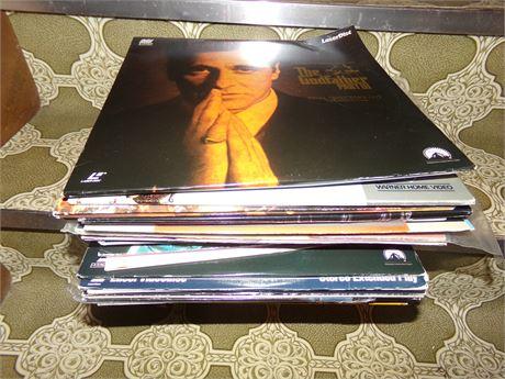 Laser disc movies