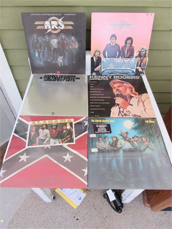 Country Music Record Lot