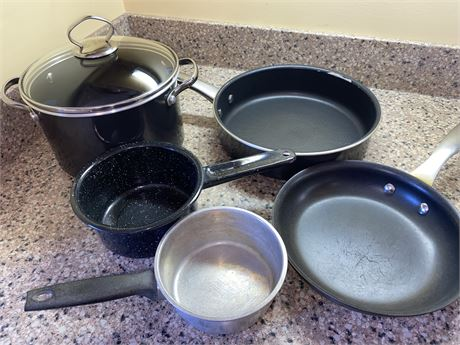 Farberware Aluminart Pans, Pots and More