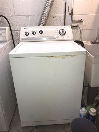 Whirlpool Top Load Electric Washer