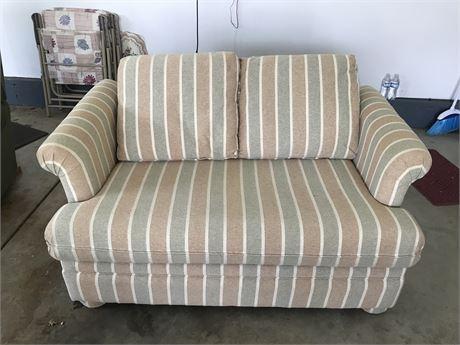 Bassett Sleeper Sofa (Loveseat) - Twin Size