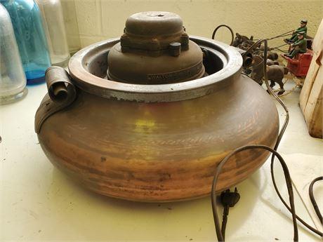 Antique Walton Copper Humidifier