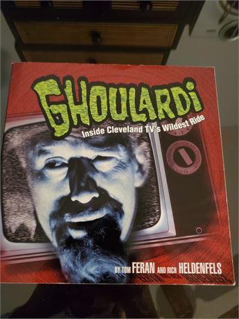 Ghoulardi Inside Cleveland TV Book
