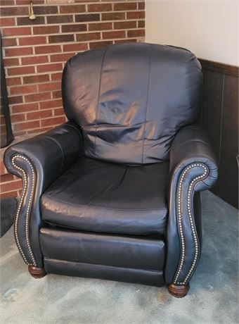 Leather Bradington Young Easy Chair