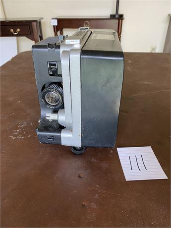 Vintage Swiss Austrian Rare Bolex 18-3 Duo Super 8mm Motion Picture Projector