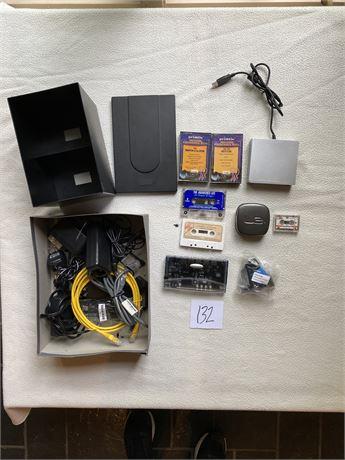 Electronics and Audio Lot