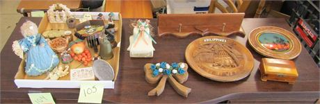 Wooden Decor and More