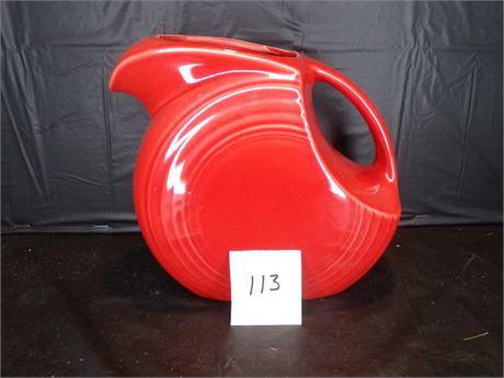 Fiesta pitcher