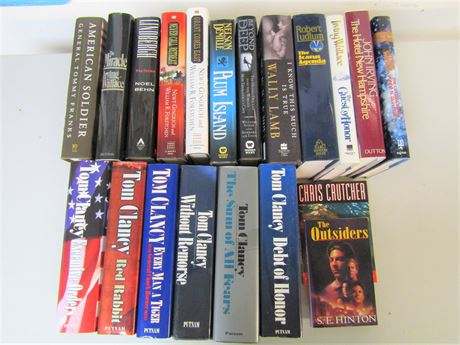 Tom Clancy Novels and More