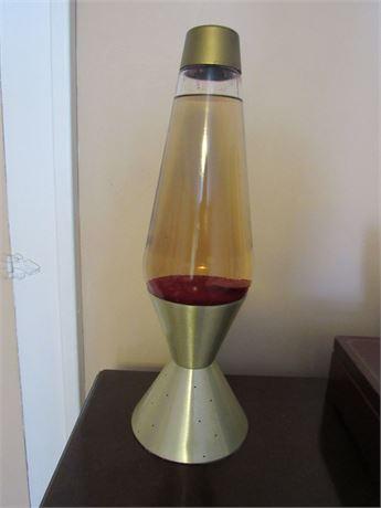 Original 70s Lava Lamp. It works