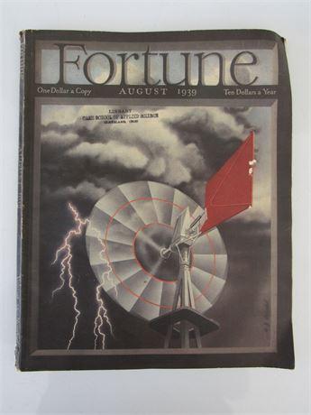1939 Fortune Magazine