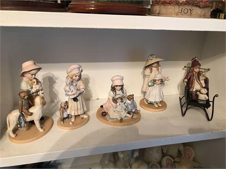 Jan Hagara Figurines