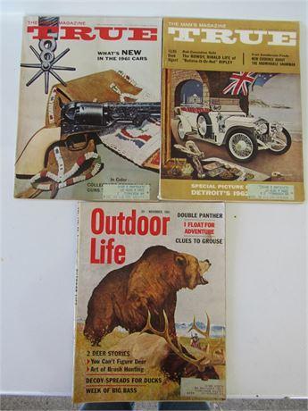True & Outdoor Life Magazines