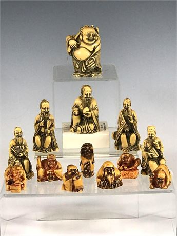 Chinese Figurine Pieces by Action Italy