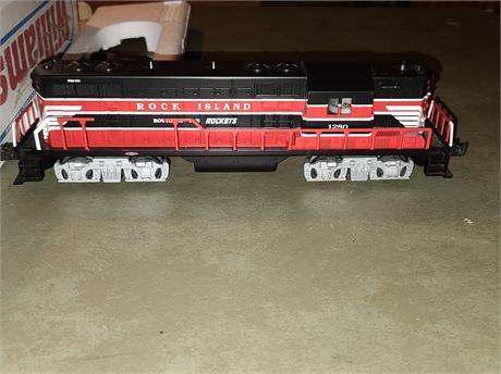 Williams Rock Island Locomotive Auxiliary Engine #1280