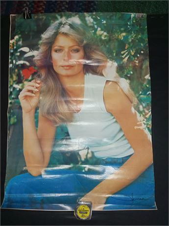 Farrah Fawcet posters