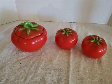 Vintage Pantry Parade Tomato Set