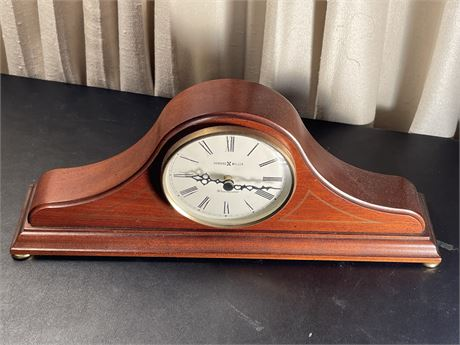 Howard Miller Westminster Chime Quartz Mantle Clock