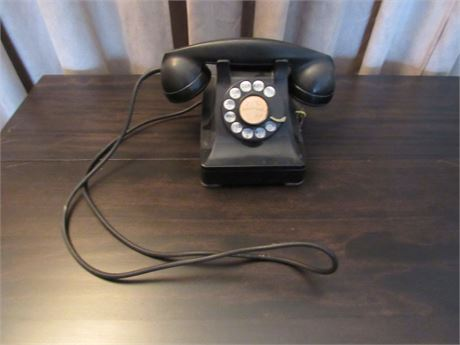 Western Electric Rotary Phone