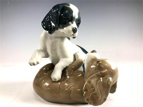Llardo NAO Daisa Porcelain Puppies