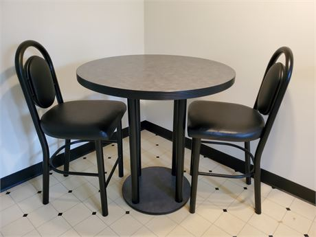 High-top Table & Chairs
