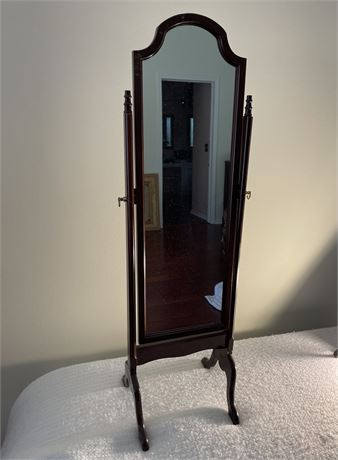 The Bombay Company Petite Table Mirror