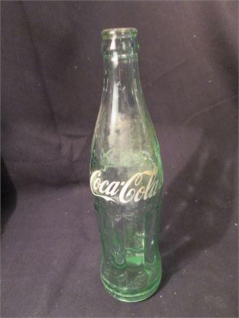 Vintage 12 Oz Coca Cola 27 -1- 59 CollectorBottle