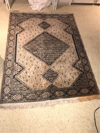 Decorative Floor Rug - Needs Cleaning