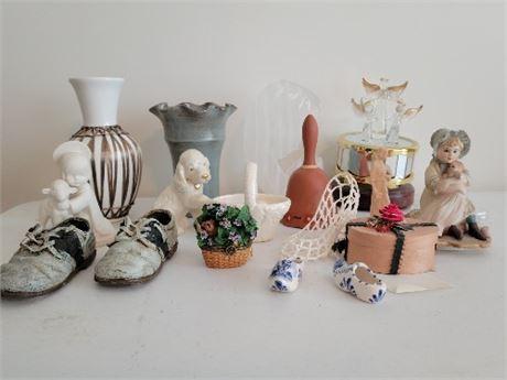 Figurines & Misc - 16 - Lennox, Goebel