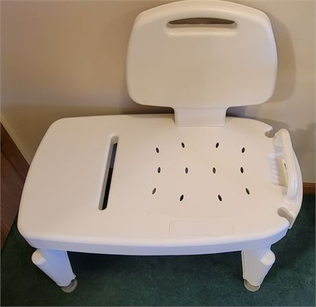 Extra-Wide Bath Seat