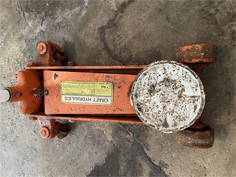 Craft Hydraulic Lift