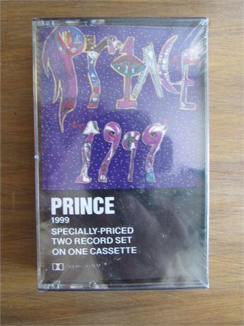 Prince 1999 Cassette Tape, Sealed