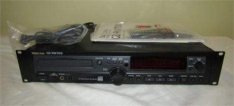 Tascam CD-RW 700